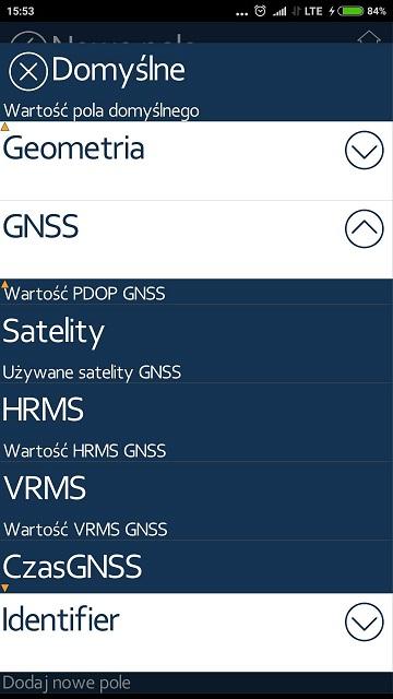 Screen topoXplore oprogramowanie GIS